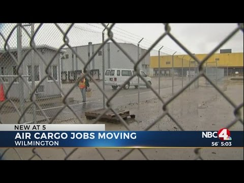 Wilmington, Ohio company announces it will eliminate 330 jobs