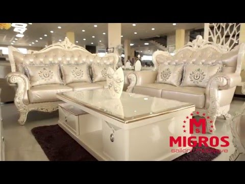 Salloni i mobiljeve MIGROS new collection 2016