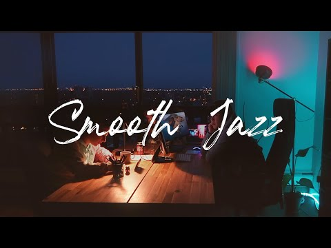 H Y P E R - F O C U S ⚡️ [Smooth Jazz Study With Me] | MDPro