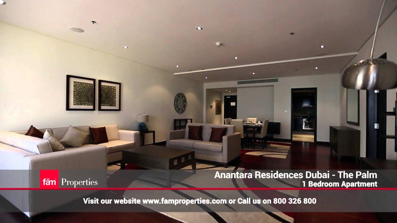 The Palm   Anantara Residences Dubai   1 Bed Apartment For Sale