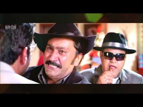 One Two Three Movie Comedy Scenes  !! Sanjay Mishra Best Comedy