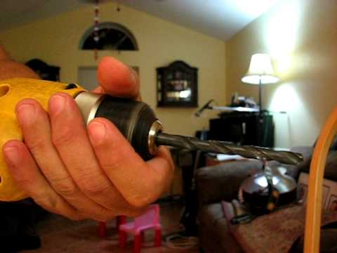 using a skil drill how to change bits