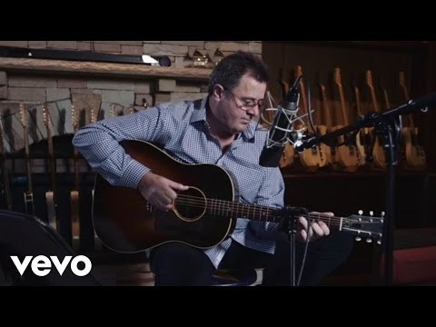 Vince Gill - Me And My Girl (Acoustic)