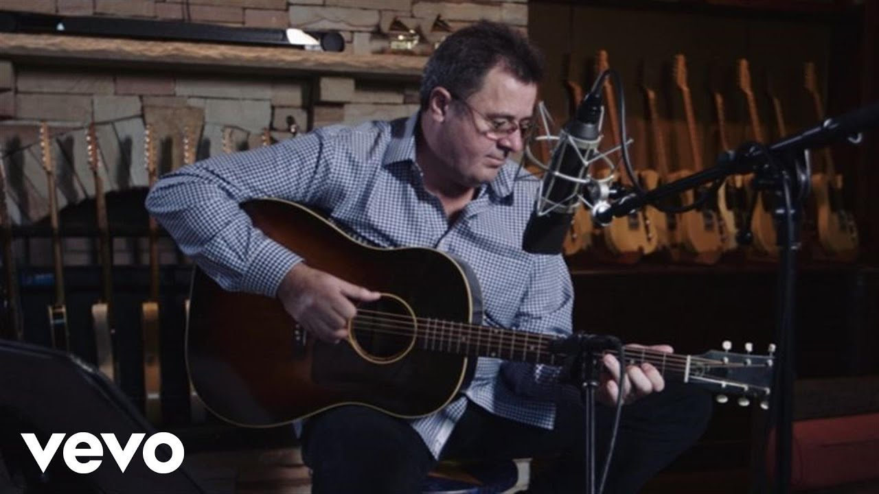 Vince Gill - Me And My Girl