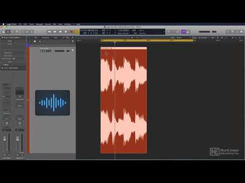 Logic Pro X 402: EDM Production Tips - 2. Sample a kick from anywhere