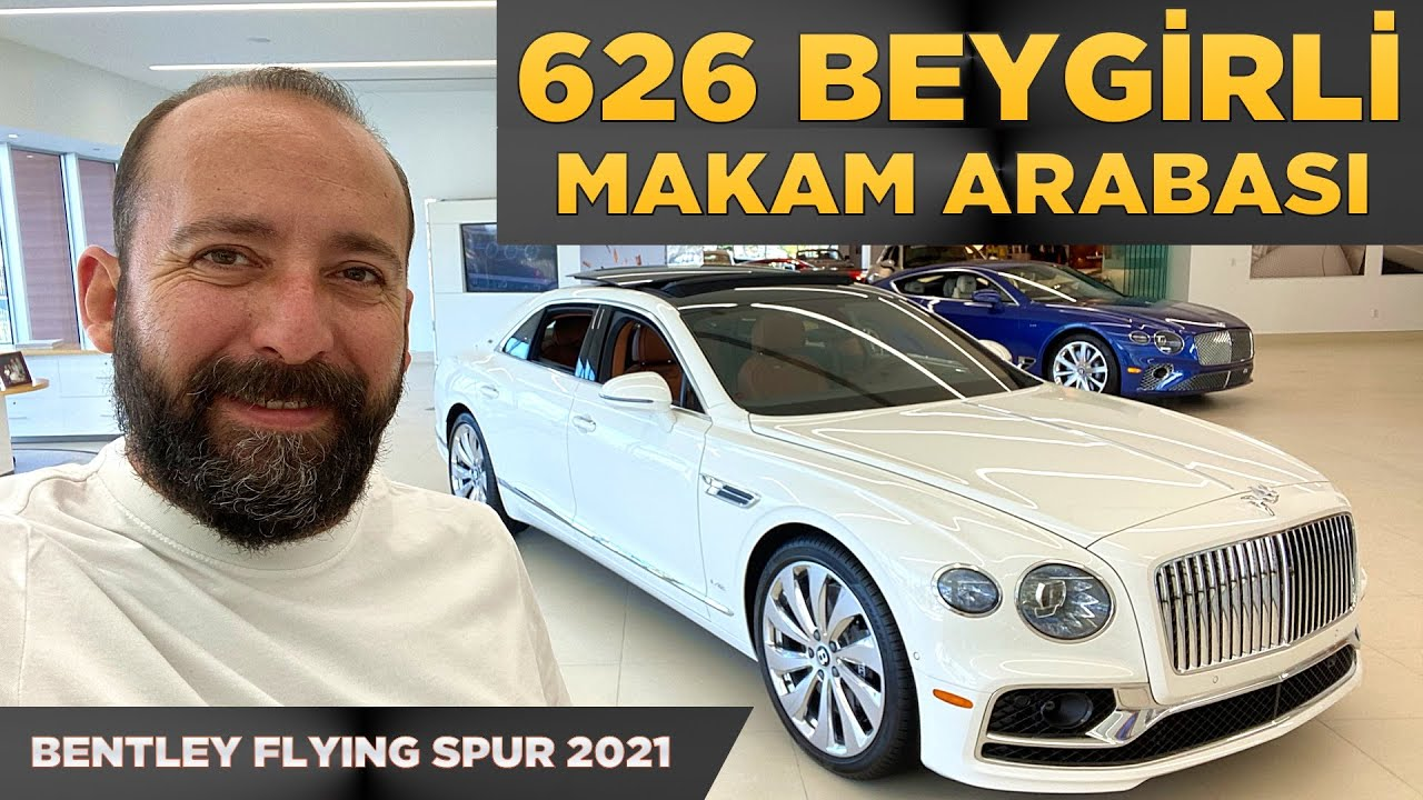 Bentley Flying Spur First Edition 2021