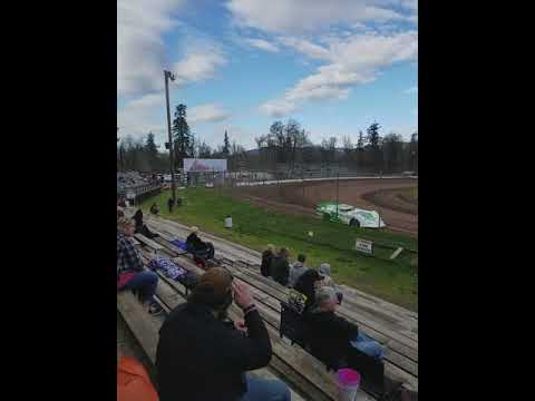3/31/18 hot laps cottage grove speedway