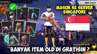 MASUK SERVER SINGAPORE ! ADA JENGGOT BNL, TAS SAYAP, RAMBUT RENDY R ! | ASLI IRI BANGET