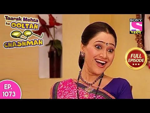 Taarak Mehta Ka Ooltah Chashmah - Full Episode 1073 - 18th  April  , 2018 thumbnail