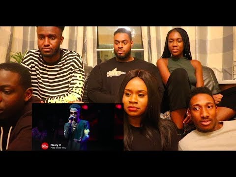 Nasty C - Mad Over You ( REACTION VIDEO ) || Coke Studio Africa 2017 || @Nasty_CSA @iRuntown