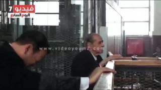 """بالفيديو.. فريد الديب يدفع ببطلان التحقيقات وأمر إحالة متهمى """"إهدار أموال الداخلية"""""""