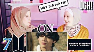 ردة فعلنا على اغنية بتس الجديدة   BTS (방탄소년단) 'ON'