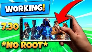 How to Install Fortnite on Incompatible Android Devices - No Root - No Verification