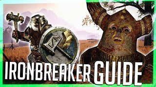 Ironbreaker LEGEND Guide & Builds (Vermintide 2)