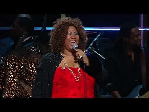 Aretha Franklin, Lenny Kravitz Perform