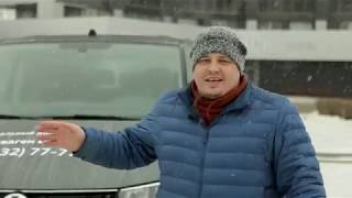 Тест-драйв Volkswagen Caravelle 2019