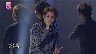 【TVPP】BEAST - Beautiful Night, 비스트 - 아름다운 밤이야 @ Korean Music Wave in Beijing Live