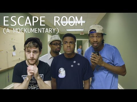 Escape Room (A Mockumentary Short Film)
