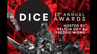17th Annual D.I.C.E. Awards - Hosted by Freddie Wong & Felicia Day