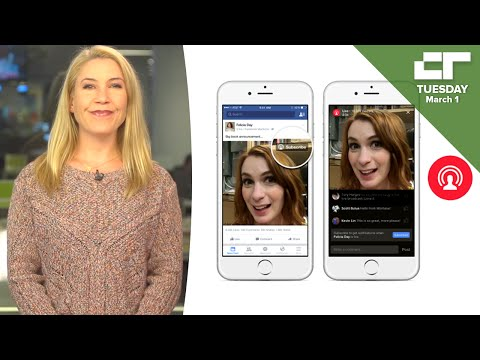 Facebook Changes News Feed To Prioritize Live Video | Crunch Report