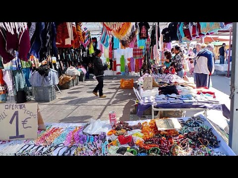 Zondag Markt Van La Nucia & Polop In Spanje. *www.smart-woningbeheer.com*
