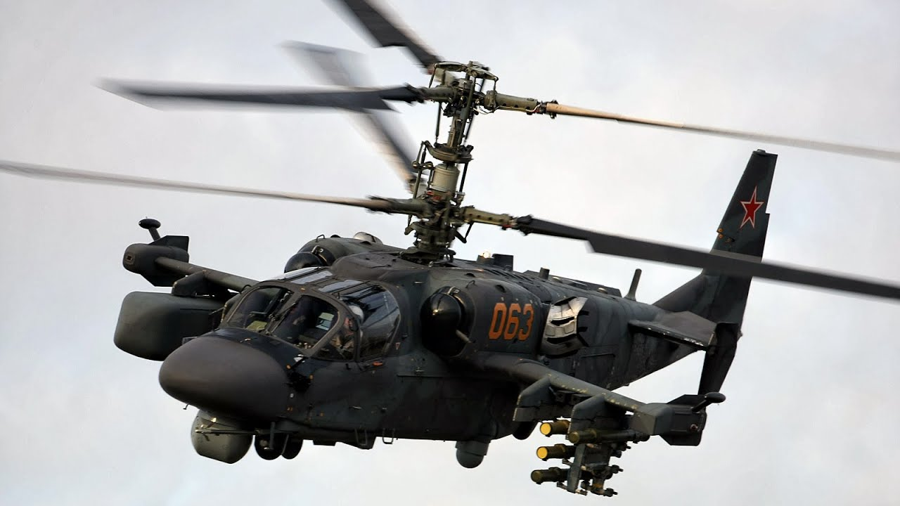 Top 10 Best Attack Helicopters [HD]-2015 - YouTube