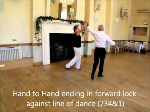 Chestnut Cha Cha Sequence Dance Walkthrough
