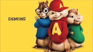 CHIPMUNKS  -  DEMONS  (Imagine Dragons) Video