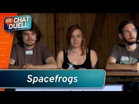 Chat Duell #12 aus dem Kliemannsland | Spacefrogs gegen Team Bohnen