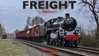 Preserved Railway Freight Trains Volume 1