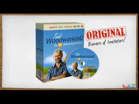 ★ Carpentry courses Online ✦ Beginner DiY woodworking Projects