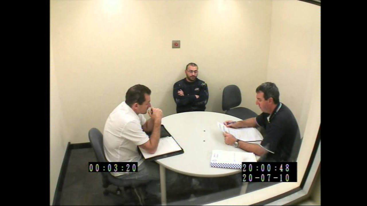 Police Interview YouTube