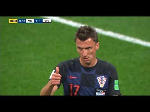Argentina vs Croatia 0-3 full highlights 21/06/2018 world cup Russia thumbnail