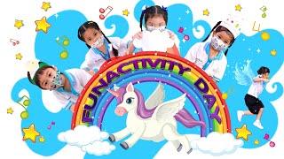 วันแสนสุข สนุกกับกิจกรรม 2563 โรงเรียนเซนต์ปีเตอร์ ธนบุรี