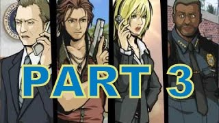Miami Law (NDS) Walkthrough Part 3 With Commentary