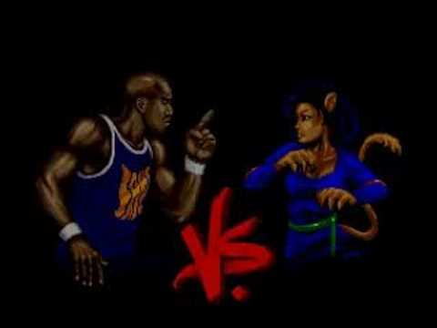 Shaq Fu SNES Gameplay Video