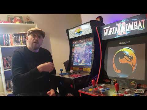 Street Fighter Arcade 1up Champion Edition, Is This Goodbye?? from Retro Gaming And Arcade UK