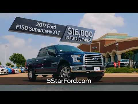 Five Star Ford North Richland Hills >> Five Star Ford North Richland Hills Black Friday Doorbuster Sale