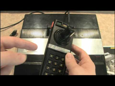 Classic Game Room - ATARI 5200 Console review