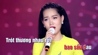 [Karaoke - Beat] Tâm Sự Đời Tôi - Lưu Trúc Ly