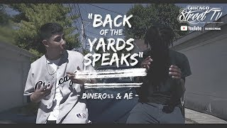 "Dinero$$ & AE ""Back Of The Yards $peaks"" [CHICAGO HIP HOP] CHICANO RAP Black & Brown"