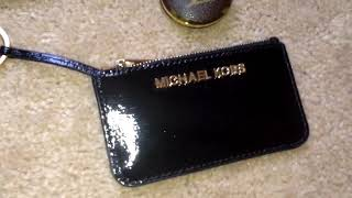 """Quick Glance of my Small Key Ring & Pouches"" Thumbnail"