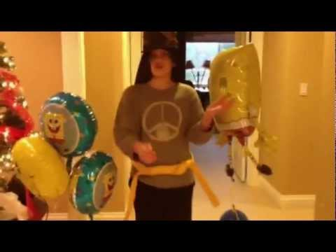 real spongebob rap video,