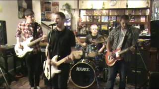 Sweet Home Alabama Cover INtuition *LIVE* UK Indie Rock 2012