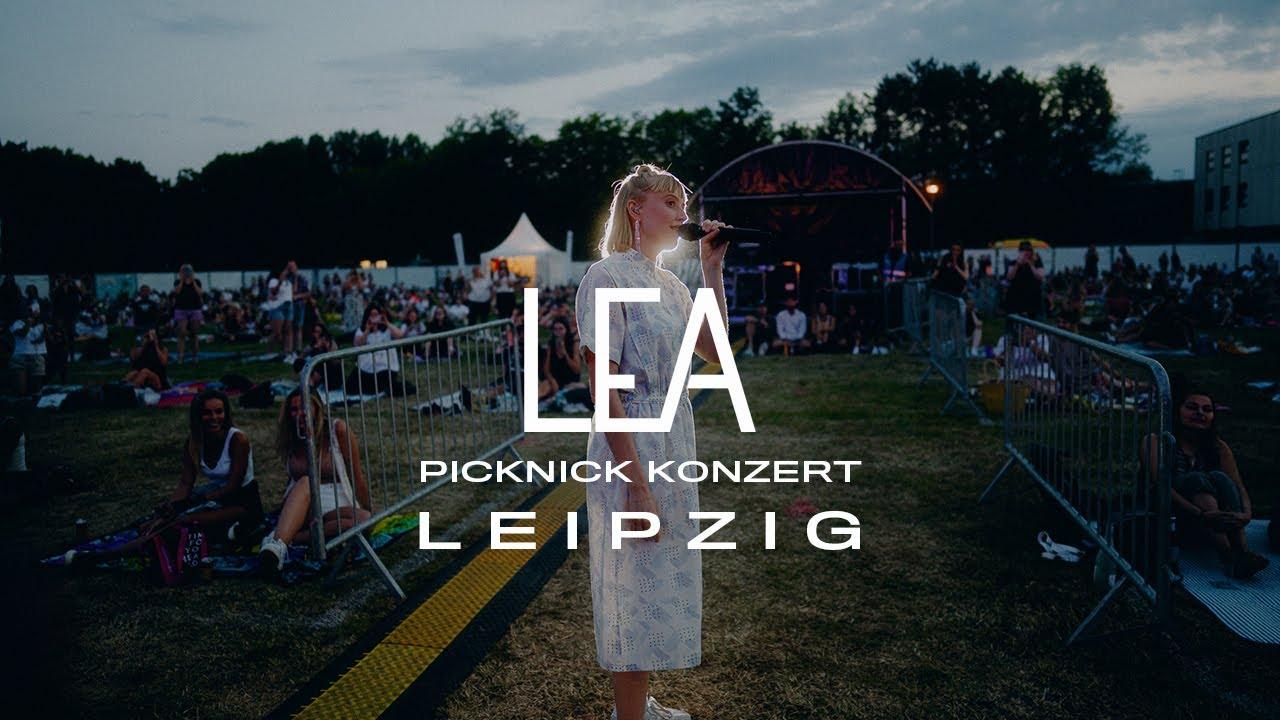 LEA | Picknick Konzert | LEIPZIG (01.08.20)