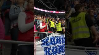 Třinec-Kometa finále 1.zápas 2018