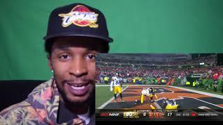 Steelers vs. Bengals NFL Week 13 Highlights
