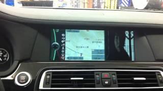 BMW 7series F01 地デジチューナー インターフェイス