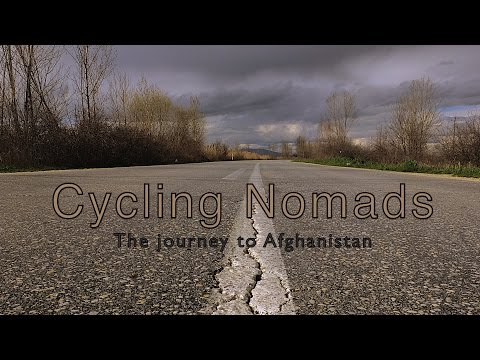 [TRAILER] CYCLING NOMADS - The journey to Afghanistan