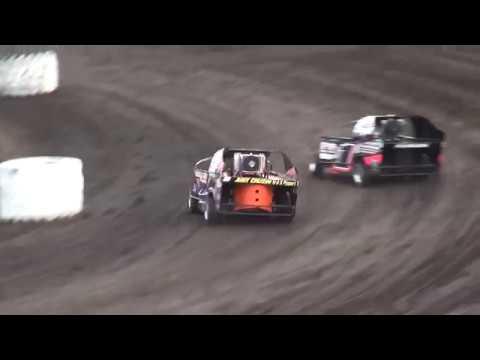 BCS Micro Mod Heats Benton County Speedway 4/22/18